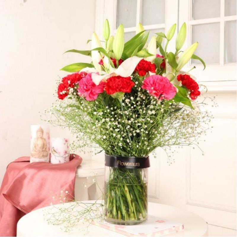 Lily Carnation Mix
